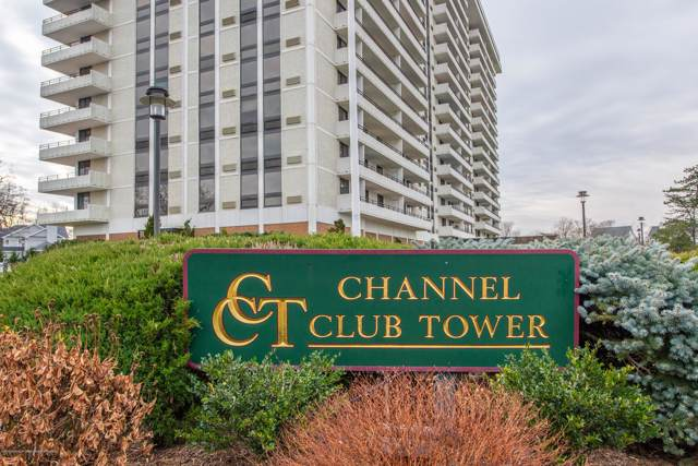 1 Channel Drive #1407, Monmouth Beach, NJ 07750 (MLS #22000953) :: The Sikora Group