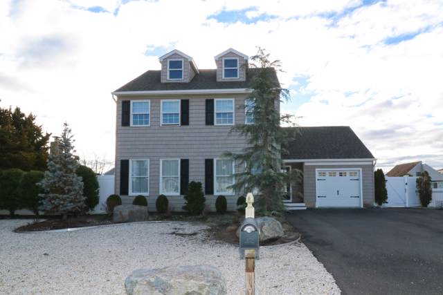 153 Arthur Drive, Manahawkin, NJ 08050 (MLS #22001079) :: William Hagan Group