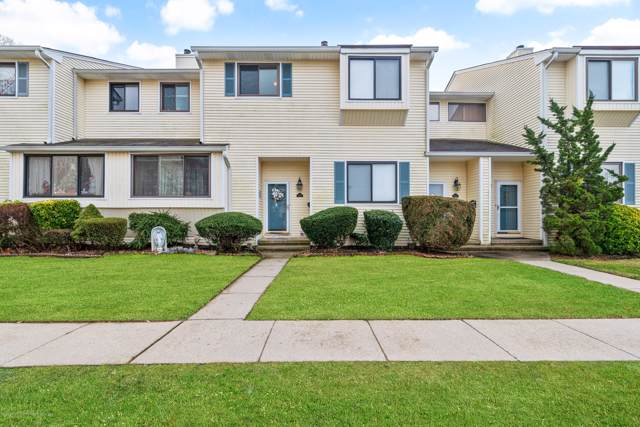 215 Clubhouse Drive, Middletown, NJ 07748 (MLS #22001139) :: The MEEHAN Group of RE/MAX New Beginnings Realty