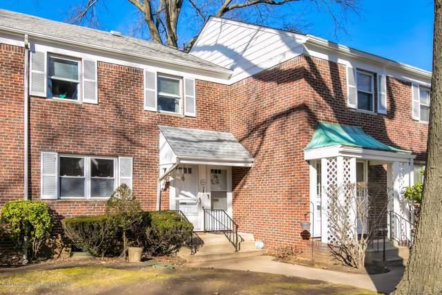 11 Manor Drive, Red Bank, NJ 07701 (MLS #22001258) :: William Hagan Group