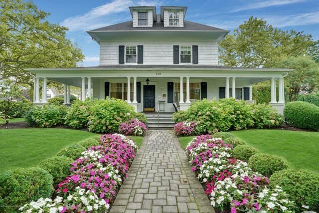 219 Saint Clair Avenue, Spring Lake, NJ 07762 (MLS #22001313) :: Vendrell Home Selling Team