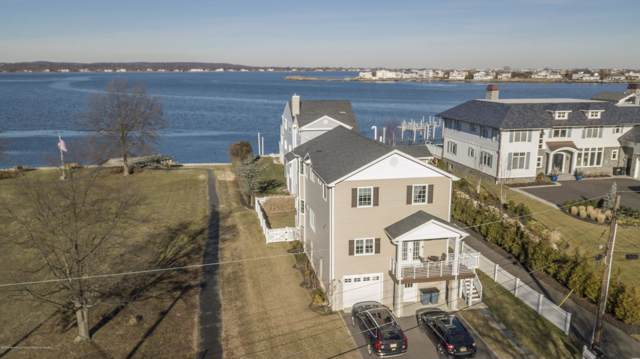 19 Pocano Avenue, Oceanport, NJ 07757 (MLS #22001478) :: The Sikora Group
