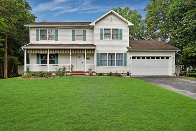 125 Waverly Place, Howell, NJ 07731 (#22001690) :: Nexthome Force Realty Partners