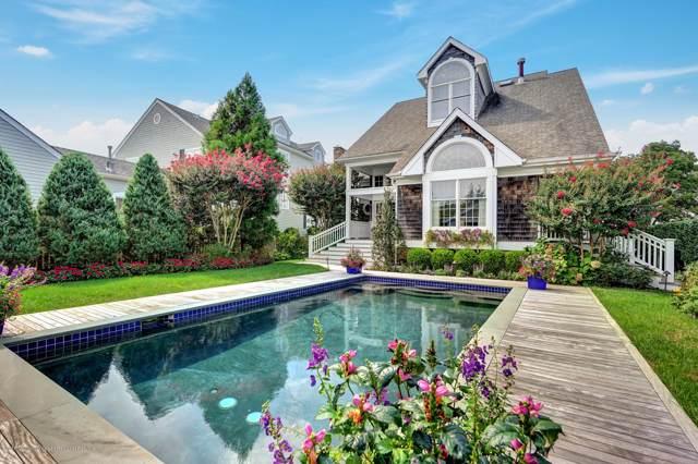 956 S Lagoon Lane, Mantoloking, NJ 08738 (MLS #22001792) :: The Dekanski Home Selling Team