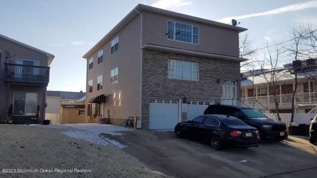 406 Bay Boulevard C, Seaside Heights, NJ 08751 (MLS #22001886) :: The Sikora Group