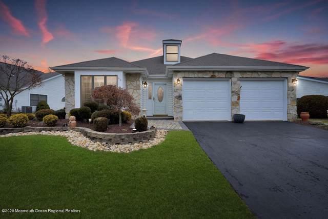 44 Caldwell Terrace, Marlboro, NJ 07746 (MLS #22001920) :: The MEEHAN Group of RE/MAX New Beginnings Realty