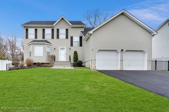 15 Higgins Court, Howell, NJ 07731 (#22001926) :: Nexthome Force Realty Partners