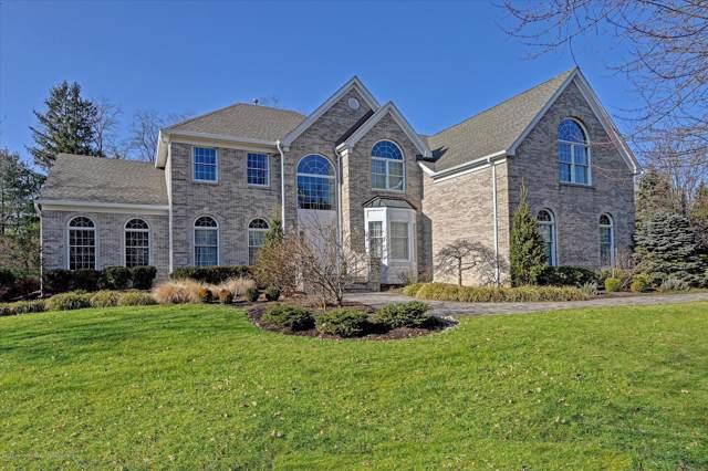1 Rodeo Drive, Marlboro, NJ 07746 (MLS #22001964) :: Vendrell Home Selling Team