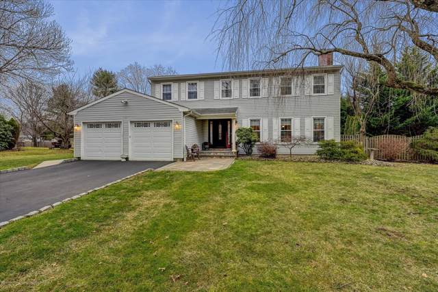 25 Nottingham Way, Freehold, NJ 07728 (MLS #22001975) :: William Hagan Group