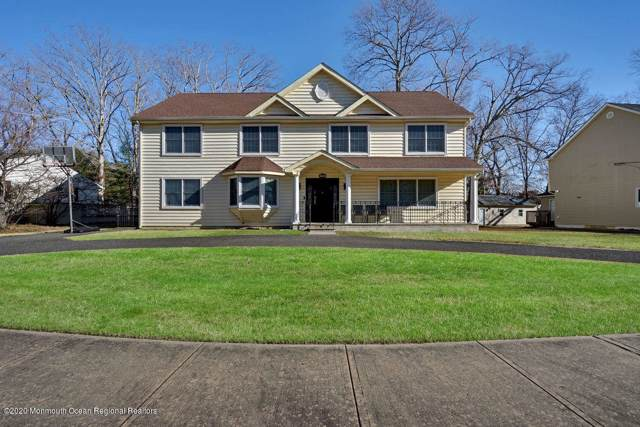 153 Regent Drive, Lakewood, NJ 08701 (MLS #22001984) :: The Dekanski Home Selling Team