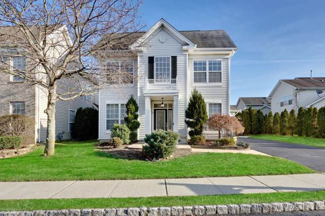 157 Point Of Woods Boulevard, Morganville, NJ 07751 (MLS #22001994) :: Vendrell Home Selling Team