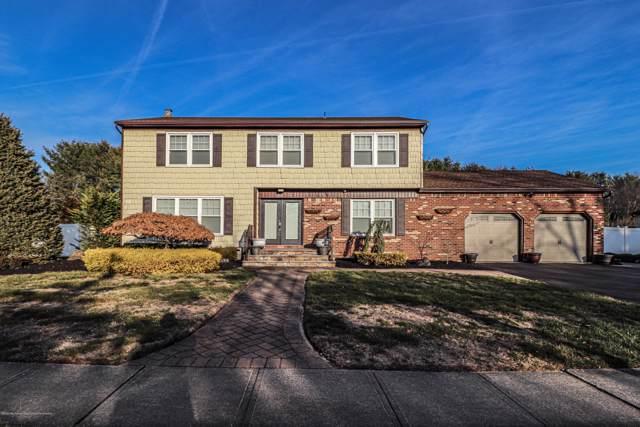 30 Overhill Drive, Marlboro, NJ 07746 (MLS #22002049) :: Vendrell Home Selling Team