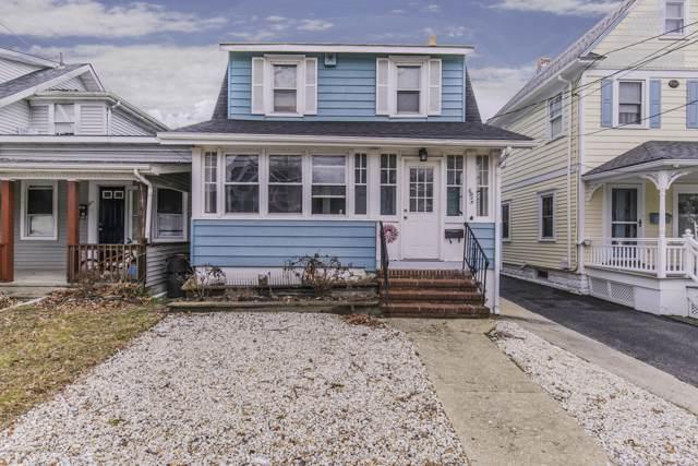604 1/2 12th Avenue, Belmar, NJ 07719 (MLS #22002144) :: Vendrell Home Selling Team