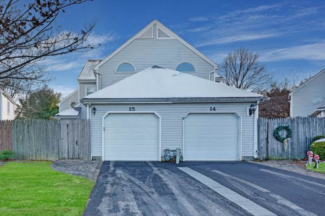 15 Poe Court, Freehold, NJ 07728 (MLS #22002159) :: William Hagan Group