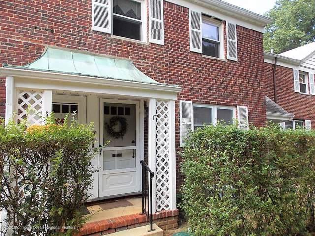 146 Manor Drive, Red Bank, NJ 07701 (MLS #22002221) :: William Hagan Group