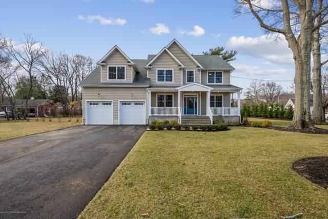 1 Lippincott Road, Little Silver, NJ 07739 (MLS #22002237) :: William Hagan Group
