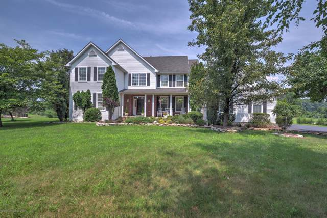 16 Wagner Farm Lane, Millstone, NJ 08535 (MLS #22002259) :: Team Gio | RE/MAX