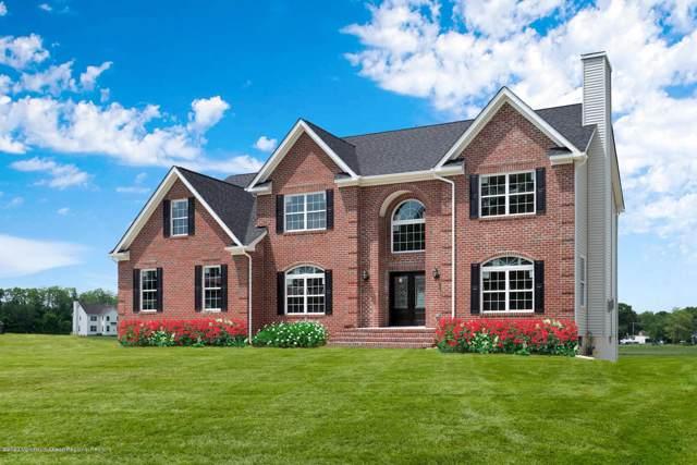 101 Charleston Court, Marlboro, NJ 07746 (MLS #22002280) :: Vendrell Home Selling Team