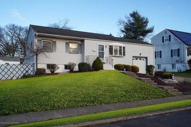 27 Oregon Avenue, Hazlet, NJ 07730 (MLS #22002318) :: Vendrell Home Selling Team