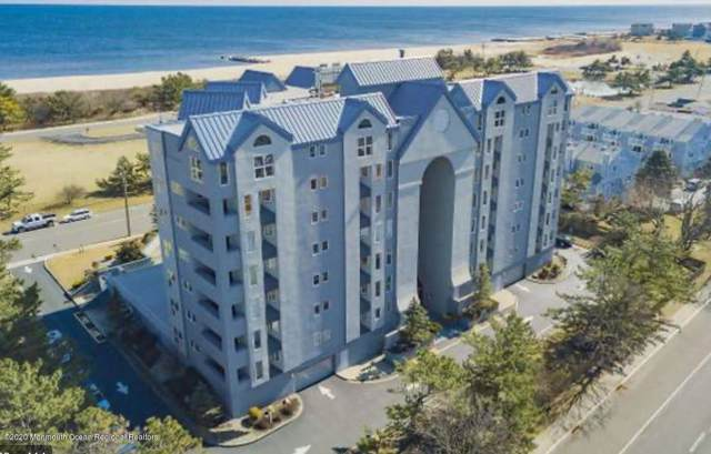 300 N Ocean Avenue 3B, Long Branch, NJ 07740 (MLS #22002319) :: Vendrell Home Selling Team