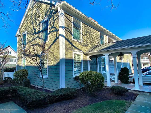 21 Mount Street 2A, Bay Head, NJ 08742 (MLS #22002345) :: The MEEHAN Group of RE/MAX New Beginnings Realty