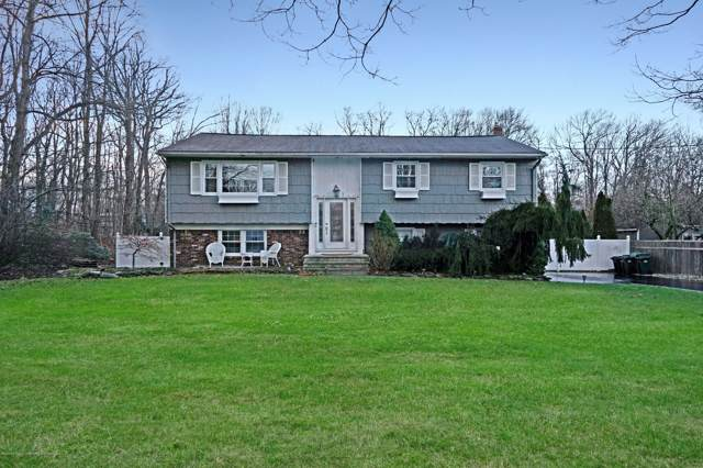 6 Fieldstone Court, Eatontown, NJ 07724 (MLS #22002350) :: The Sikora Group