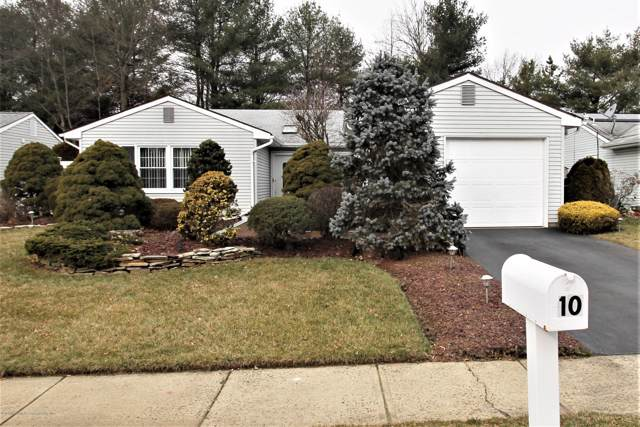 10 Long Road, Freehold, NJ 07728 (MLS #22002370) :: The Sikora Group