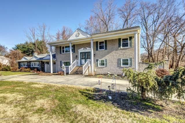 7 Hamiltonian Drive, Red Bank, NJ 07701 (MLS #22002431) :: William Hagan Group