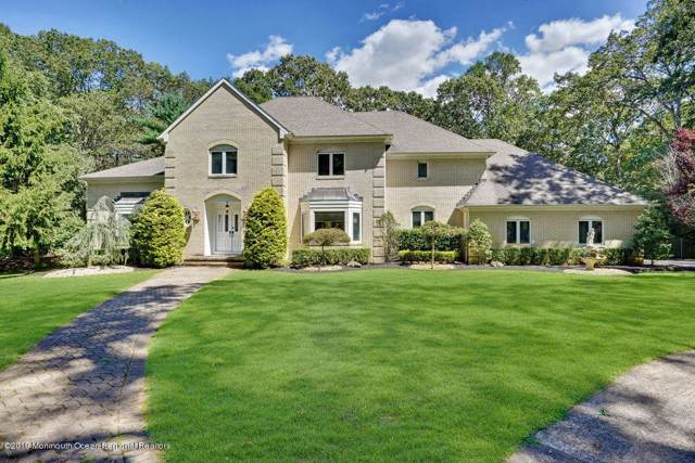 45 Clover Hill Lane, Colts Neck, NJ 07722 (MLS #22002454) :: Team Gio | RE/MAX
