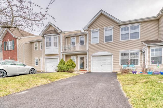 14 Decoy Lane #1000, Freehold, NJ 07728 (MLS #22002456) :: Vendrell Home Selling Team
