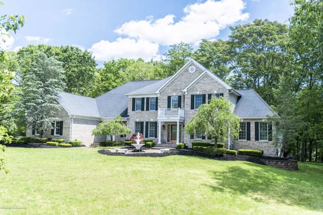 113 Beagle Drive, Manalapan, NJ 07726 (MLS #22002458) :: The MEEHAN Group of RE/MAX New Beginnings Realty