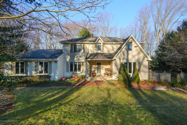 150 Willow Grove Drive, Lincroft, NJ 07738 (#22002473) :: Daunno Realty Services, LLC