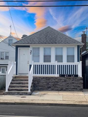 37 Webster Avenue, Seaside Heights, NJ 08751 (MLS #22002560) :: The Sikora Group