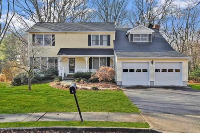 2 Bauer Court, Middletown, NJ 07748 (MLS #22002584) :: Vendrell Home Selling Team