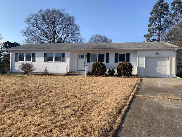 304 Windjammer Court, Forked River, NJ 08731 (MLS #22002588) :: The Dekanski Home Selling Team
