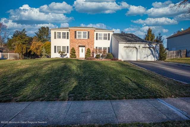 40 Damascus Drive, Marlboro, NJ 07746 (MLS #22002611) :: Vendrell Home Selling Team