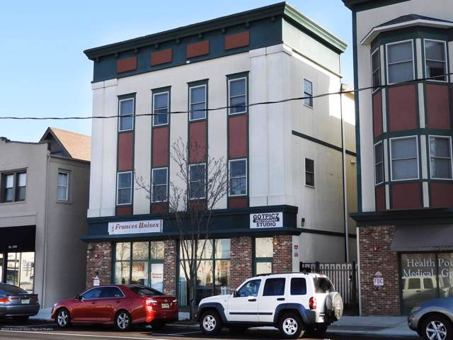 910 Main Street 2B, Asbury Park, NJ 07712 (MLS #22002619) :: Vendrell Home Selling Team