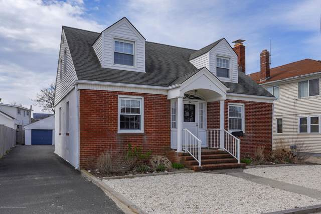 104 Washington Avenue, Point Pleasant Beach, NJ 08742 (MLS #22002656) :: The MEEHAN Group of RE/MAX New Beginnings Realty