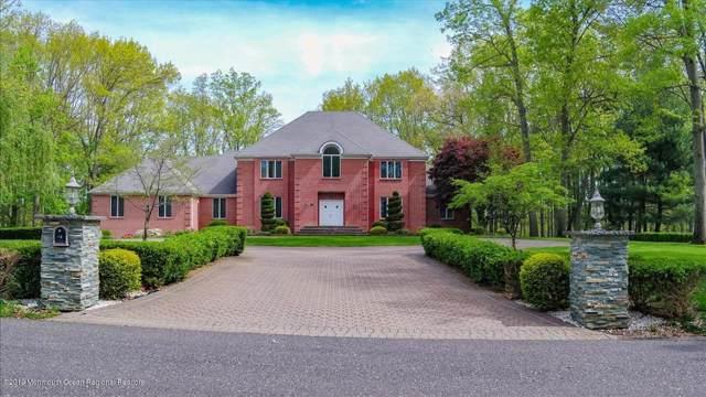 16 Taylor Lake Court, Manalapan, NJ 07726 (MLS #22002661) :: Vendrell Home Selling Team
