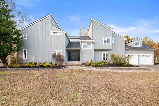 11 Lakeview Drive, Tinton Falls, NJ 07712 (MLS #22002674) :: Vendrell Home Selling Team