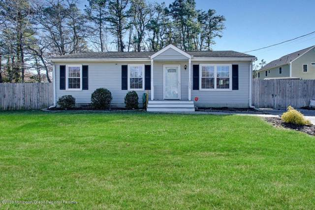 1533 Arient Road, Forked River, NJ 08731 (MLS #22002709) :: The Sikora Group