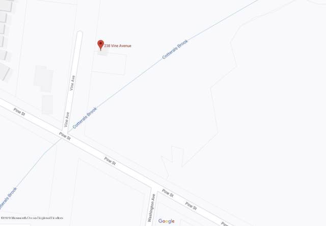 238 Vine Avenue, Lakewood, NJ 08701 (MLS #22002713) :: The Sikora Group