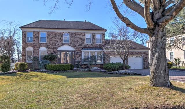 30 Homestead Circle, Marlboro, NJ 07746 (MLS #22002744) :: Vendrell Home Selling Team