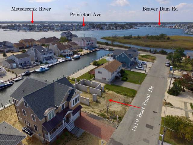 1819 Boat Point Drive, Point Pleasant, NJ 08742 (MLS #22002751) :: Vendrell Home Selling Team