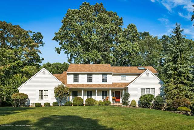 2 Red Hawk Road S, Colts Neck, NJ 07722 (MLS #22002803) :: Team Gio | RE/MAX