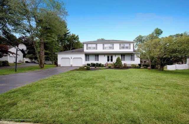36 Tracy Drive, Manalapan, NJ 07726 (MLS #22002829) :: William Hagan Group