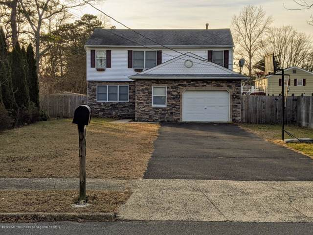 400 Wisteria Drive, Brick, NJ 08723 (#22002914) :: Daunno Realty Services, LLC