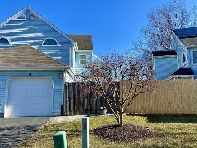 4 Twain Court, Freehold, NJ 07728 (MLS #22002955) :: The MEEHAN Group of RE/MAX New Beginnings Realty