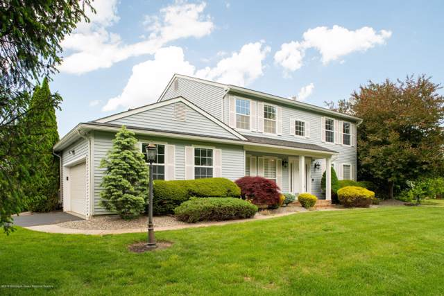 8 Algonquin Terrace, Millstone, NJ 08535 (MLS #22003052) :: Team Gio | RE/MAX
