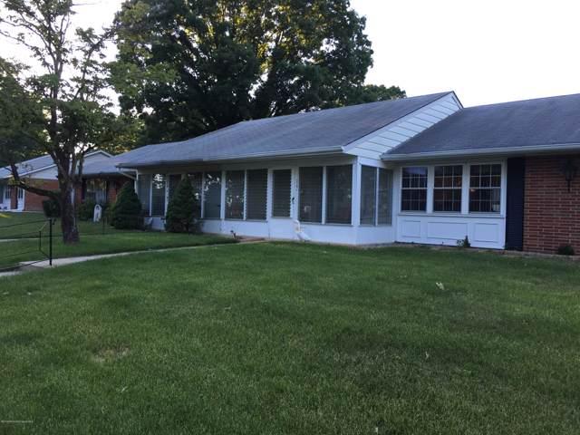 379B Portsmouth Drive #1002, Lakewood, NJ 08701 (MLS #22003063) :: The Dekanski Home Selling Team